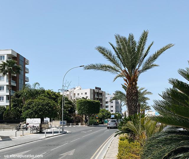 вулиці кіпра