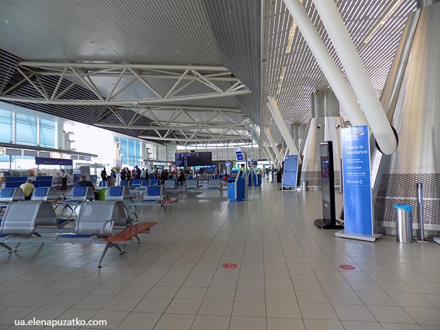 софія аеропорт термінал 2
