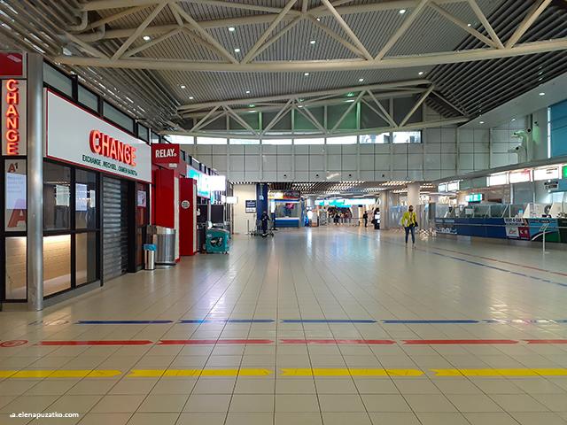 аеропорт софия як дістатись у місто