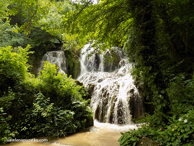 Крушунські водоспади фото 14