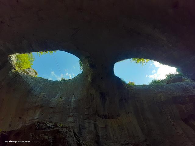 печера проходна божие очі фото 10