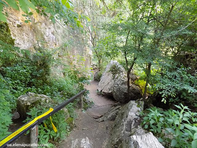 печера проходна вхід фото 12