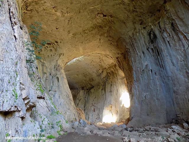 печера проходна очі бога фото 18
