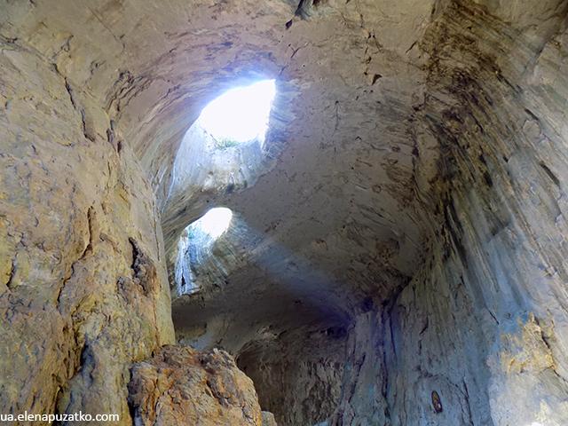 печера божиї очі печера проходна фото 18